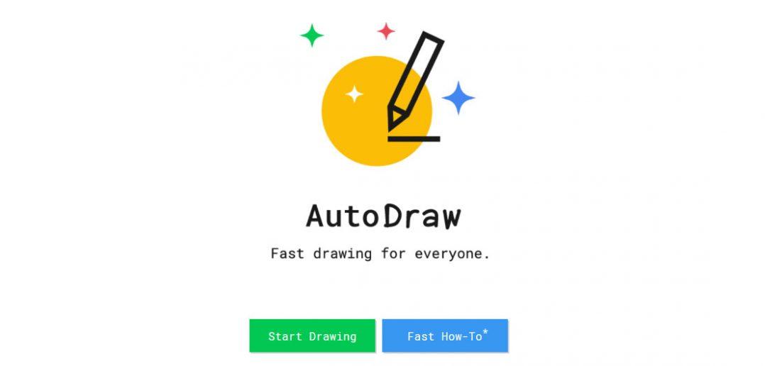AutoDraw - rysunki zamiast bazgrołów