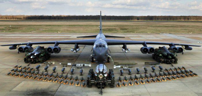 Boeing B-52 Stratofortress – symbol zimnej wojny