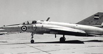 Zapomniany egipski myśliwiec Helwan HA-300