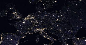 Nocne zdjęcia Ziemi