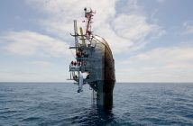 RP Flip - jedyny w swoim rodzaju statek badawczy