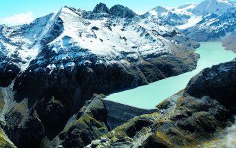 Zapora Grande Dixence w Szwajcarii