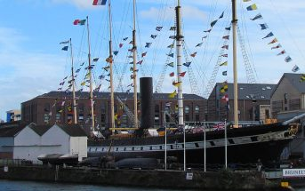 Great Britain - niespełniona nadzieja Isambarda Brunela
