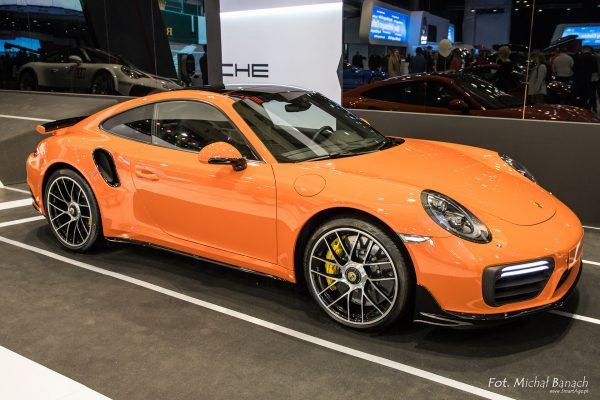 Porsche (fot. Michał Banach)
