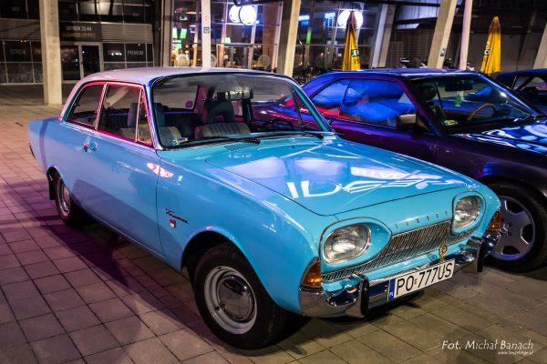 Ford Taunus (fot. Michał Banach)