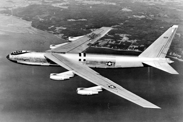 Boeing YB-52 (fot. U.S. Air Force)