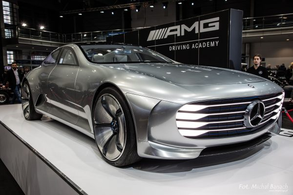 Mercedes-Benz IAA Concept (fot. Michał Banach)