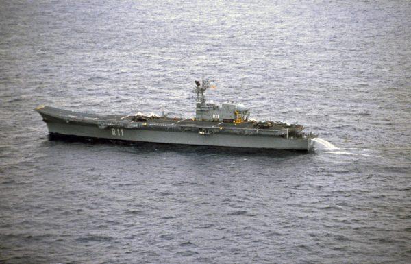 Lotniskowiec Principe de Asturias