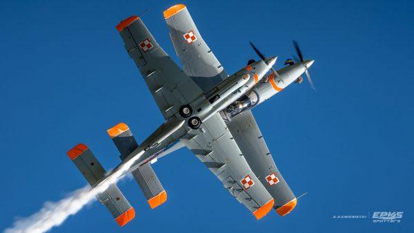 PZL-130 TC-2 Orlik (fot. Arkadiusz Kamieniecki/EPKS Spotters)