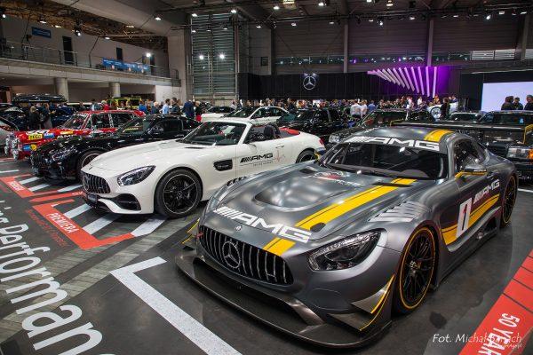Mercedes Benz (fot. Michał Banach)