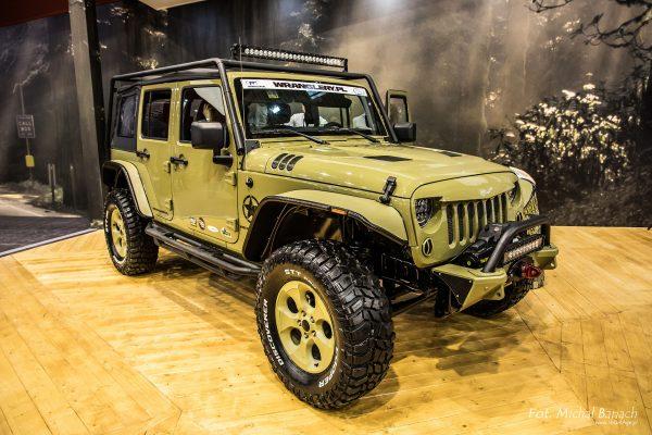 Jeep Wrangler (fot. Michał Banach)