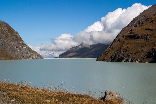 Lac des Dix (fot. Roland Zumbuehl)