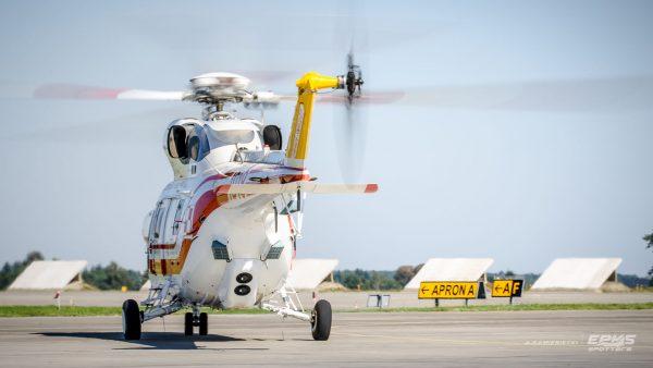 PZL W-3 Sokół (fot. Arkadiusz Kamieniecki/EPKS Spotters)