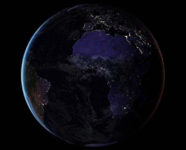 Afryka i Europa (fot. NASA)