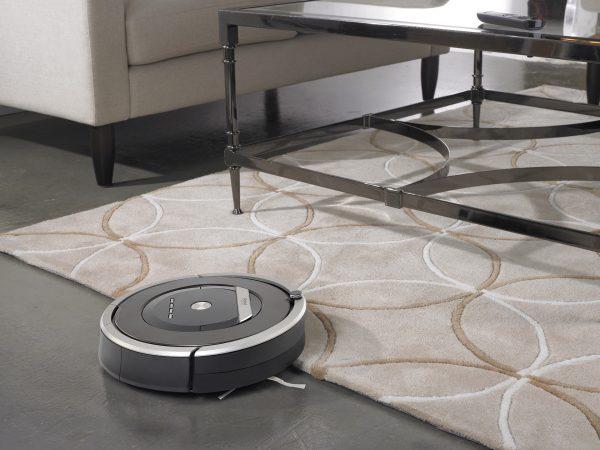 Im lepszego robota wybierzemy, tym lepiej poradzi sobie z czyszczeniem dywanów