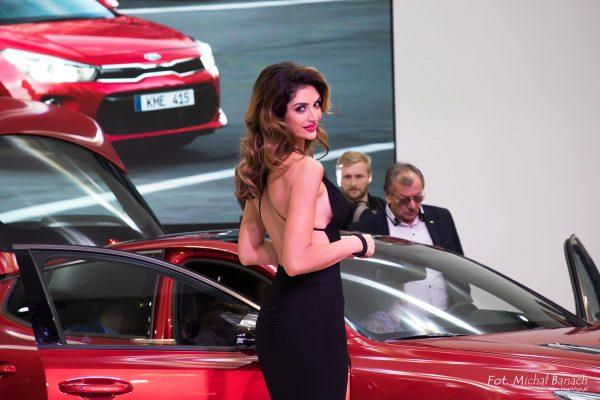 Piękniejsza strona Motor Show (fot. Michał Banach)