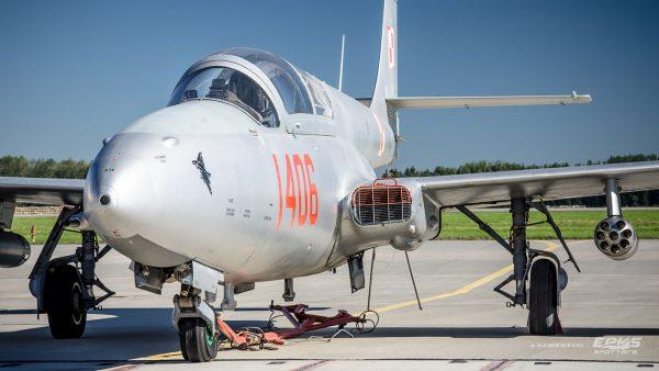 TS-11 Iskra (fot. Arkadiusz Kamieniecki/EPKS Spotters)