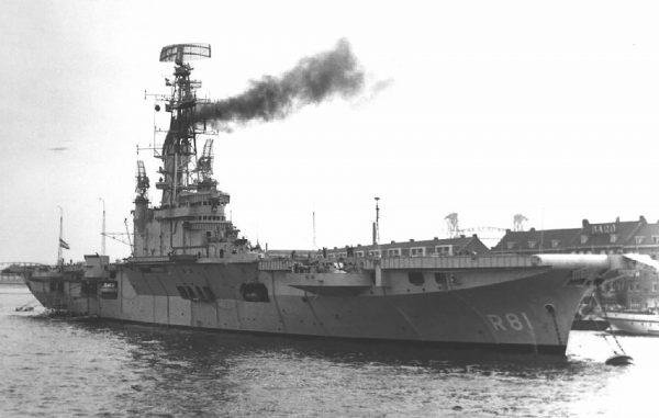 HNLMS Karel Doorman