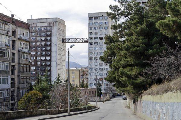 Bloki w Tbilisi