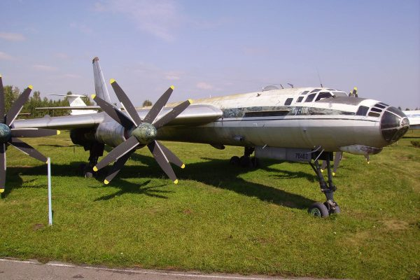 Tupolew Tu-116 (fot. Andrey Mossejev)