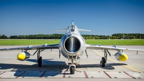 MiG-15 (fot. Arkadiusz Kamieniecki/EPKS Spotters)