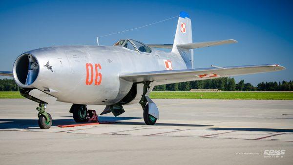 Jak-23 (fot. Arkadiusz Kamieniecki/EPKS Spotters)