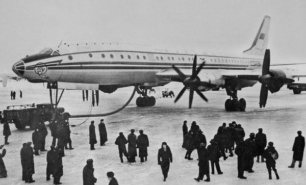 Tupolew Tu-114