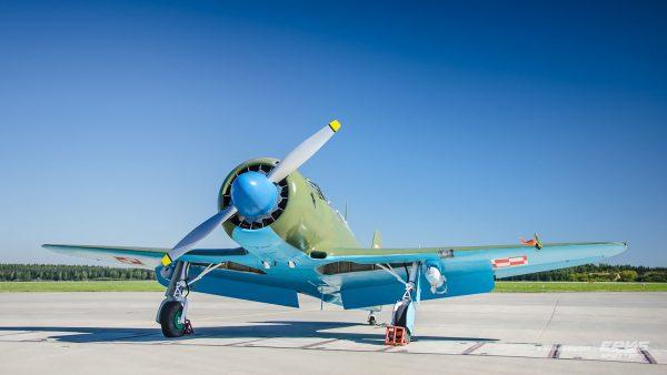 Jak-11 (fot. Arkadiusz Kamieniecki/EPKS Spotters)