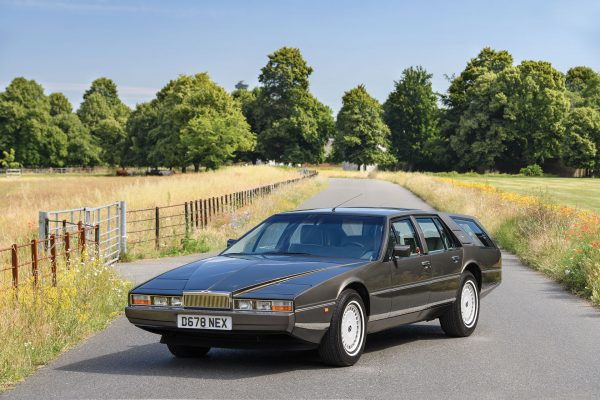 Aston Martin Shooting-Brake Lagonda (fot. Courtesy of RM Sotheby's)