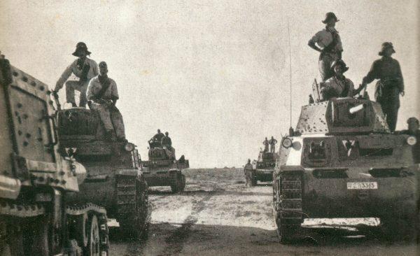 Włoskie czołgi średnie w 1942 roku niewiele różniły się od niektórych alianckich czołgów lekkich