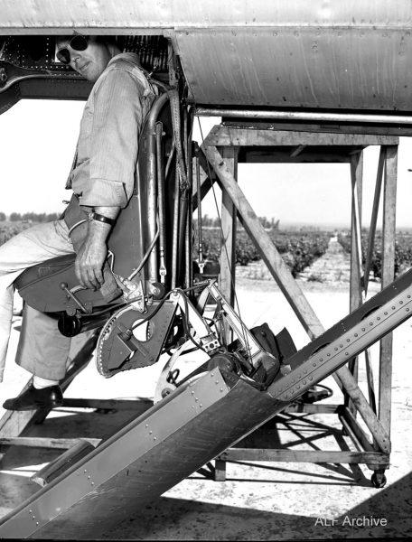 Vultee XP-54 Swoose Goose