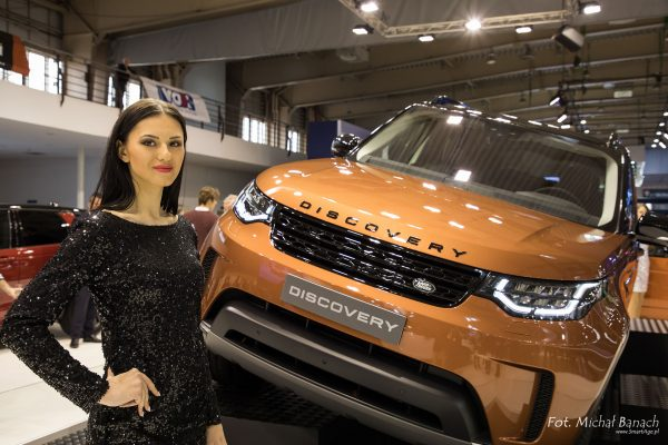 Range Rover Discovery (fot. Michał Banach)