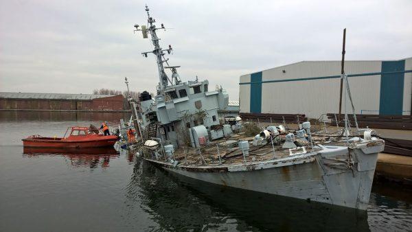HMS Bronington