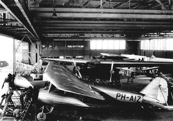 Fokker F.XX Zilvermeeuw