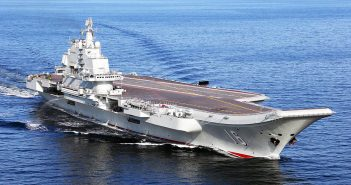 Chińskie lotniskowce - Liaoning i Type 001A