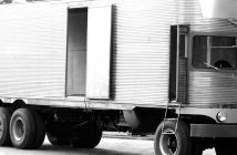 Jedyny w swoim rodzaju Fageol 1950 TC CargoLiner