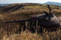 Zapomniane radzieckie czołgi na wyspie Szykotan - zdjęcia