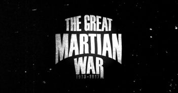 Great martian war - I wojna światów - film