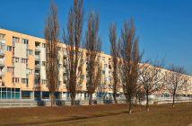 Najdłuższe budynki mieszkalne w Warszawie - Jamnik i Pekin