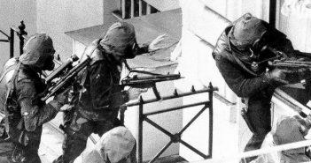 Atak na irańską ambasadę w Londynie - 1980