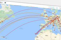 My FlightRadar24 - lotniczy pamiętnik