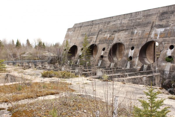 Old Pinawa Dam (fot. Travis Rudolph/Flickr.com)