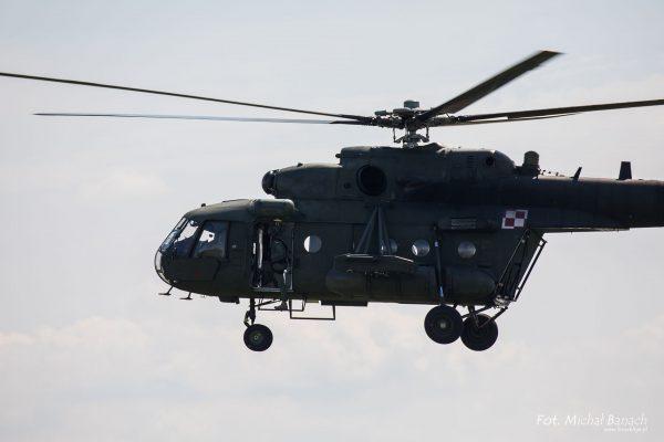 Mil Mi-17-1V (fot. Michał Banach)