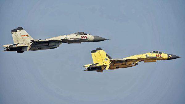 Myśliwce J-15