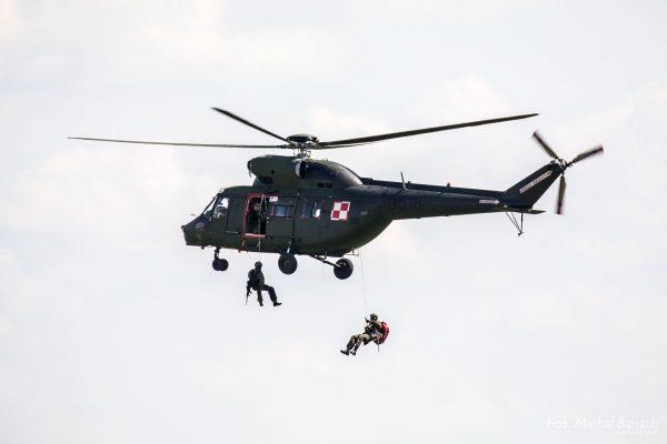 PZL W-3W Sokół (fot. Michał Banach)