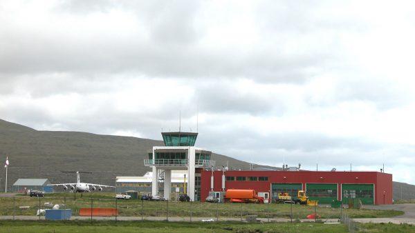 Port lotniczy Vágar (fot. Erik Christensen/Wikimedia Commons)
