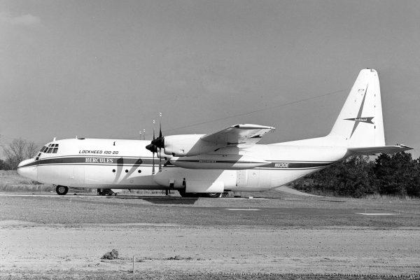 Lockheed L-100-20 Hercules (fot. Lockheed Martin)