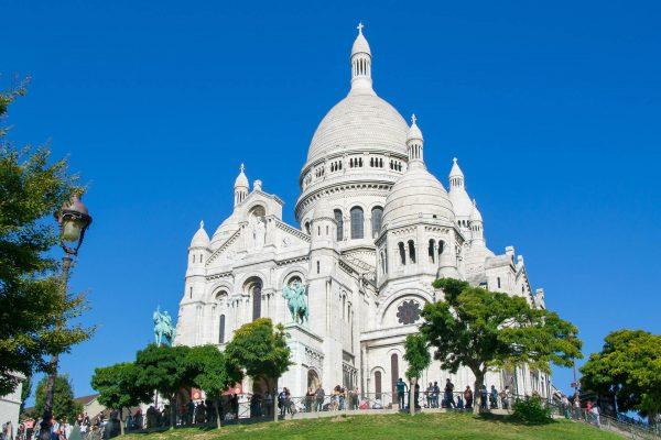 Bazylika Sacré-Cœur (fot. pixabay.com)