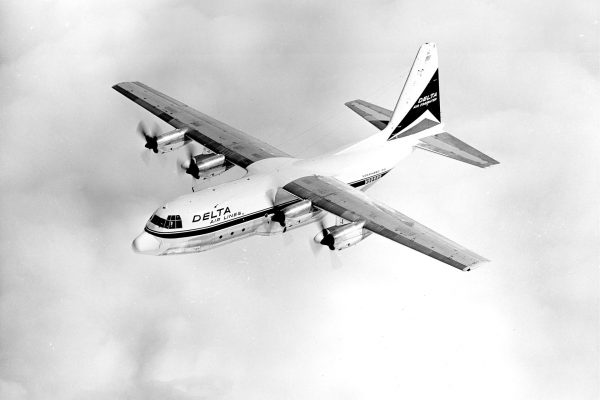 Lockheed L-100 Hercules (fot. Lockheed Martin)