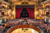 El Ateneo Grand Splendid - księgarnia w teatrze
